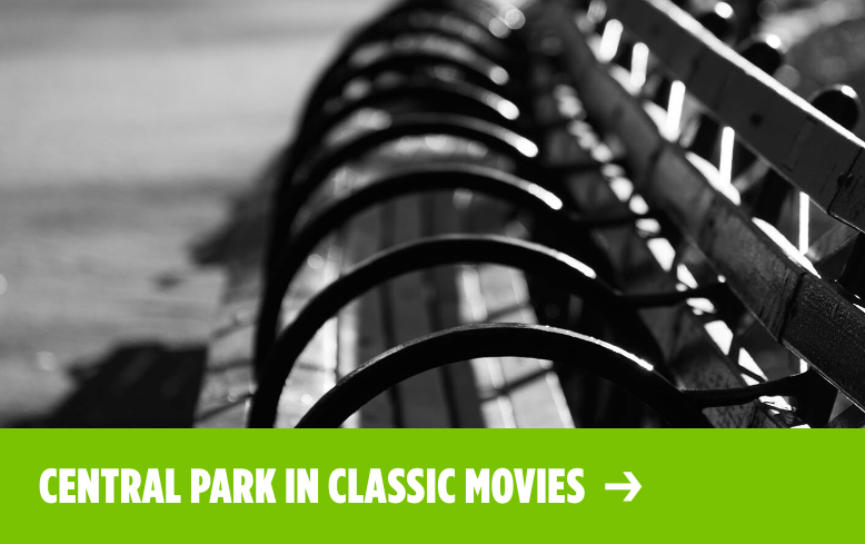 CENTRAL PARK IN CLASSIC MOVIES